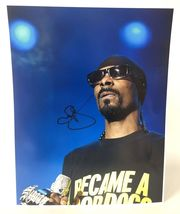 Snoop Dogg Signed Autographed Glossy 11x14 Photo - COA Matching Holograms - $129.99