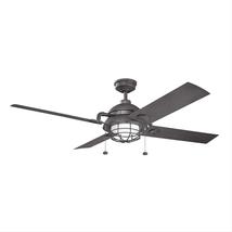 Kichler 310136DBK Maor Ceiling Fans 65in  - $779.00