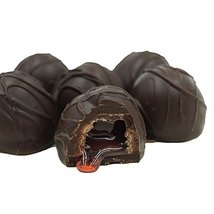 Philadelphia Candies Dark Chocolate Covered Cordial Cherries with Liquid Center  - $29.65