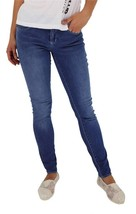 NEW WOMEN'S ARTICLES OF SOCIETY DENIM SKINNY JEANS MYA  LIGHT BLUE 5352045TL