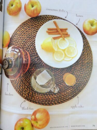 Where Women Cook Vintage Magazine Winter 2015 Cooking Nutrition Homemade Family image 3