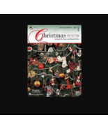 Christmas For All Time Piano Music Book Note Nancy Randall Faber Holiday... - $9.89