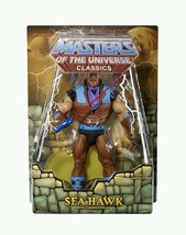 Masters Of The Universe Filmation Sea Hawk Figure Heroic Etherian Pirate - $32.17