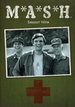 MASH TV Complete Ninth Season 9 Nine Series DVD Set of Episodes Show Vol... - $27.71