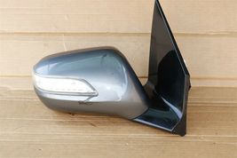 07-09 Acura MDX Sideview Power Door Wing Mirror Passenger Right RH (11 wire) image 3