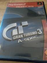 Sony PS2 Gran Turismo 3 A-Spec image 1