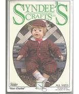 """Syndee's 1994 Eton Charlee Pattern #24007 10"""", 16"""" and 21"""" Boy Baby Doll... - $10.00"""