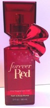 Bath and Body Works Forever Red Fine Fragrance Mist 3 Ounce Travel Size ... - $21.40
