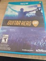 Nintendo Wii U Guitar Hero Live image 1
