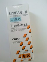 Dental GC UNIFAST III Self-Curing Acrylic Resin For Temporary Inlays - F... - $55.00