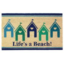 #10018120 *BEACH HOUSE WELCOME ENTRY MAT* - $23.34