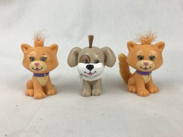 Cabbage Patch Kids Lil Sprouts Pet Lot Dog Cat Salon Spa Day Care Animals 2007 - $14.97