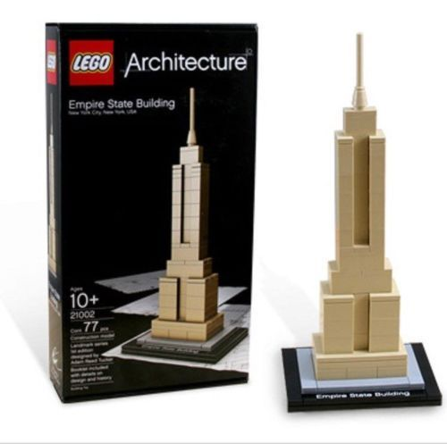 LEGO Architecture Empire State Building (21002) [New] Building Set