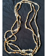 Lot of 3 Shell Necklaces - $14.20