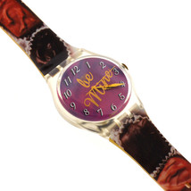 Swatch 1999 Be Mine Womens Multicolored Watch GK291 Limited Edition - $49.00