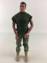 "Hasbro GI Joe Vintage 1996 Action Figure 12"" Military Combat Adventure T... - $22.23"