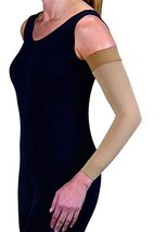 Jobst Bella Strong 15-20mmHg Arm Sleeve - natrl - 3 - reg - silic - $62.54