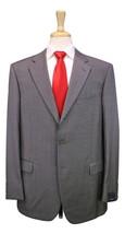 NWT New * PAL ZILERI * Very Recent Light Gray Striped Super 100's Wool S... - $346.50
