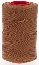 0.8mm Havanna Cigar 25 Tiger Wax Thread For Hand Sewing. 25 - 500m length (500m  - $60.28