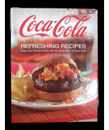 Coca-Cola  Refreshing Recipes Spiral Cookbook- BRAND NEW - $10.40
