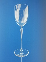 "2 Rosenthal Maitre Chablis Wine Goblet Goblets 9 7/8"" Blown Glass Bubble Stem - $59.05"
