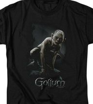 The Lord of the Rings Creature Gollum Smeagol graphic cotton t-shirt LOR3005 image 3