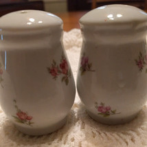 Salt & Pepper shakers- F;oral - $4.00