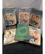 "Lot 6- The Bobbsey Twins"" Series 1917-40's Original Antique Children's B... - $54.45"