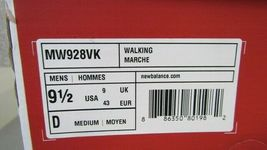 New Balance 928VK Men's EZ-Strap Sneakers Walking/Diabetes/Comfort Shoes Sz 9.5D image 6