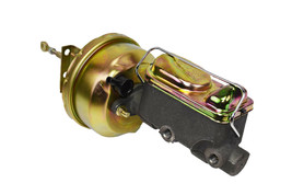 1964 65 66 Mustang Power Brake Booster, Master Cylinder for Automatic Trans