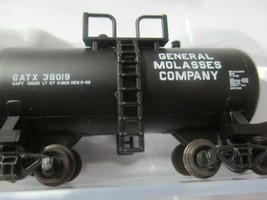 Atlas Trainman # 50005015  General Molasses Co Beer Can Tank Car N-Scale image 1