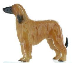 Hagen Renaker Pedigree Dog Afghan Hound Ceramic Figurine image 5