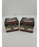 Philosophers Guild Classic Movie Lines Ceramic Coffee Mug Cup Hollywood ... - $28.00