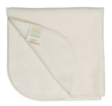 Disana 100% Organic Brushed Cotton Liners 40 X 40 Cm Made in Germany Pack of 3