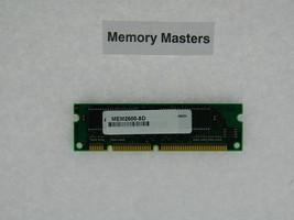 MEM2600-8D 8MB Approved Drachme Mise à Niveau Pour Cisco 2600 Séries Routeurs