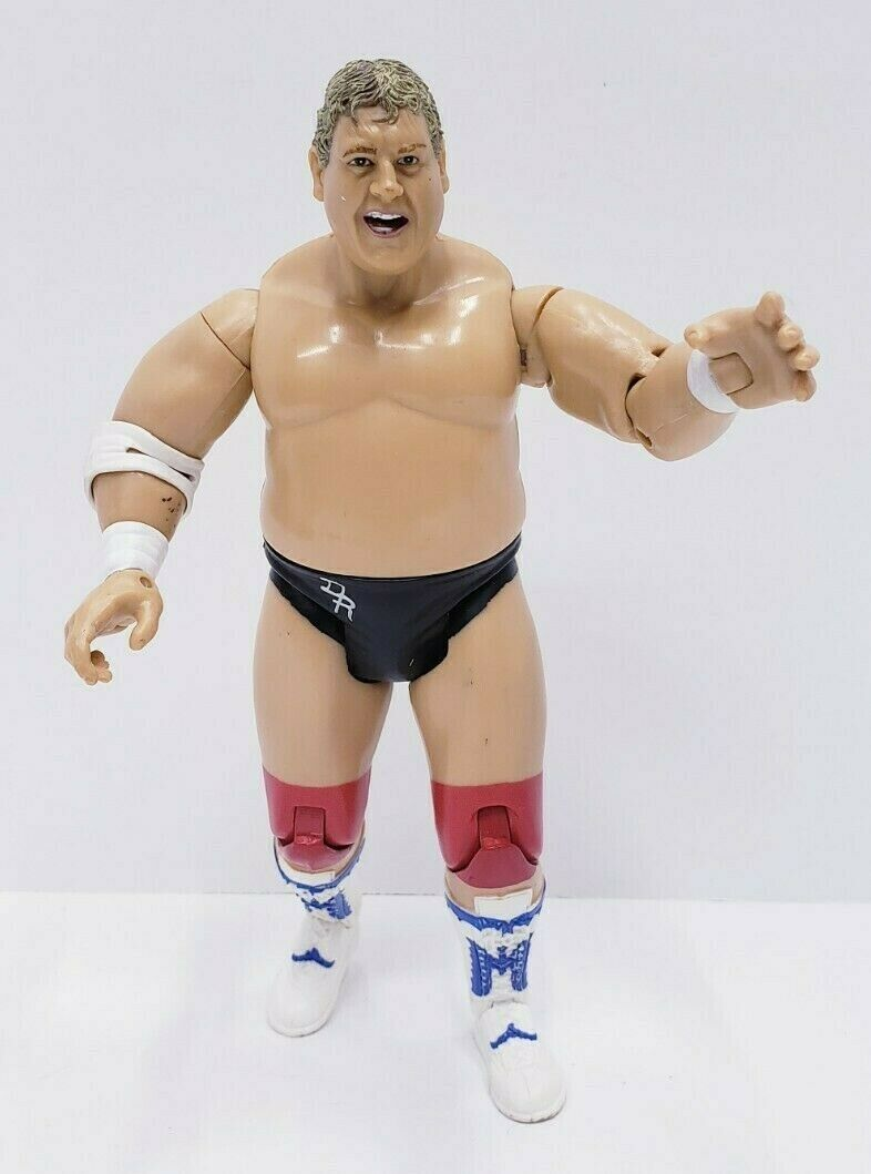 Primary image for 2003 WWE Dusty Rhodes Classic Superstars Jakks Pacific Wrestling Action Figure