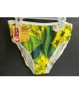 1970s Rare Polyester Clover Lucky Tags Risque USA VTG NOS Naughty 4 Leaf... - $44.55