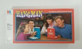 Hangman The Original Word Guessing Game 1998 Hasbro - $18.22