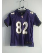 Baltimore Ravens | Nike On Field # 82 Torrey Smith | Youth Jersey (Size: S) - $14.84