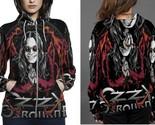 Ozzy osbourn hoodie zipper fullprint women thumb155 crop
