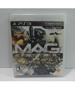 MAG Playstation 3 Game Case Manual - $7.19