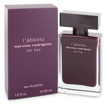 Narciso Rodriguez L'absolu by Narciso Rodriguez Eau De Parfum Spray 1.6 oz for W - $70.95