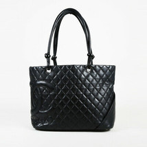 "b2db14946c1d Chanel 2004-2005 Quilted Leather ""Ligne Cambon"" ..."