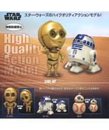 Star Wars Q-Droid Mini Figure Collection - $11.99