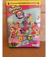 Shopkins World Vacation Dvd New 2017 Exclusive Biscuit Bandit Sealed - $24.70