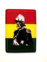Marcus Garvey Rasta Home Décor Wood Wall Plaque - €21,94 EUR