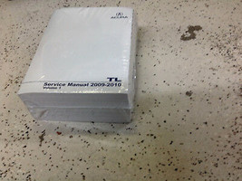 2009 2010 Acura TL T L Service Repair Shop Workshop Manual OEM Set NEW - $69.09