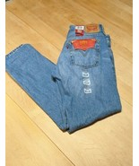 Levis 501 Jeans Taper Womens Size 28 x 30 Levi Strauss Co. - $28.71
