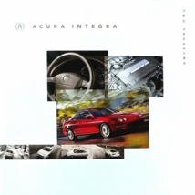2000 Acura INTEGRA sales brochure catalog US 00 Honda LS GS-R - $9.00