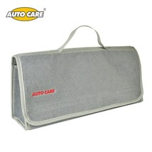 Auto Care Large Car Smart Tool Bag Grey Trunk Storage Organizer Bag Buil... - £19.61 GBP